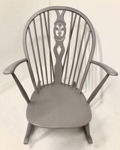 Ercol Rocking Chair (Grey)
