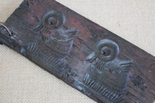 Reproduction Treenware Duck Butter Mold