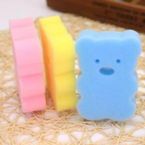 4x-Bath-Brushes-Accessories-Baby-Shower-Wash-Child-Brush-Bath-Brushes-Sponges-X