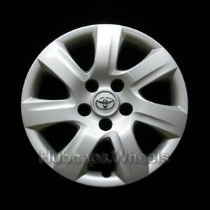 Toyota-Camry-2010-2011-Hubcap-Genuine-Factory-Original-OEM-61155-Wheel-Cover
