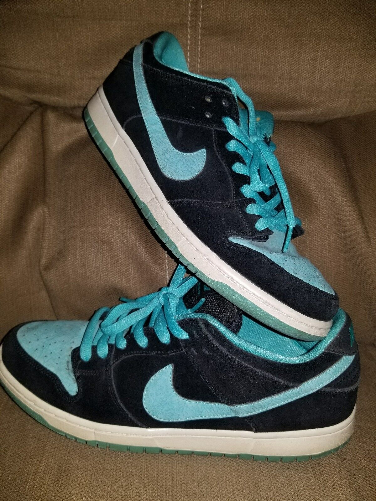 NIKE DUNK LOW PRO SB CLEAR JADE 304292 030 Price reduction best-selling model of the brand
