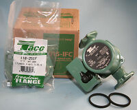 Taco 0015 Ifc 3 Spd Circulator Replaces 00r With 3/4 Flanges