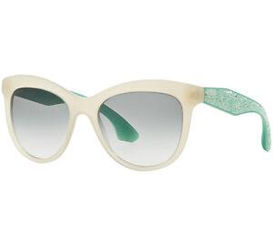 MIU MIU Crystal Rock SMU 10P Crystal Embellished Sunglasses - Ivory ... d1bcd23237