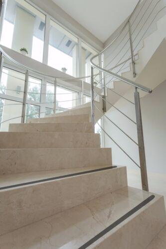 Karagrip Pro Bandes Antidérapantes Gris Escaliers Protection Anti-glissement