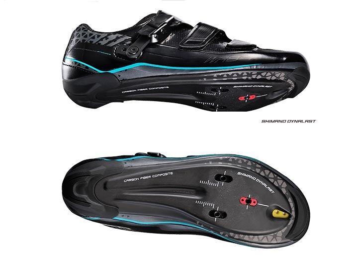 Shimano WR84 SPD-SL Three Screw Dynalast Womens Cycling shoes