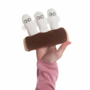 The-Moomins-Hattifatteners-on-a-Log-Finger-Puppets-Retro-TV-Cartoons
