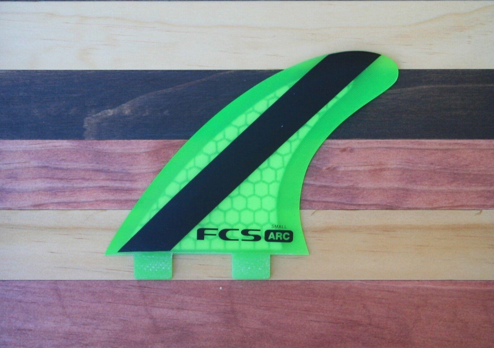 Sistema de control de sensación arco Tabla De Surf 3 fin Set Rendimiento Core pequeña, mediana o grande-nuevo