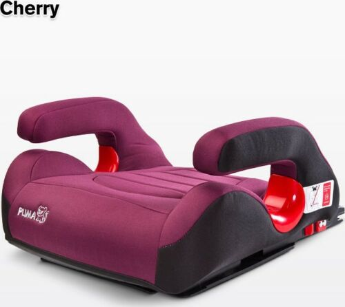 PUMA CARETERO Booster Kindersitz Sitzerhöhung Kinder Autositz 15-36 kg ISOFIX