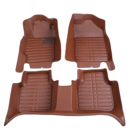 For 4 door Honda Civic Car Floor Mats Carpet Auto Mat car mats