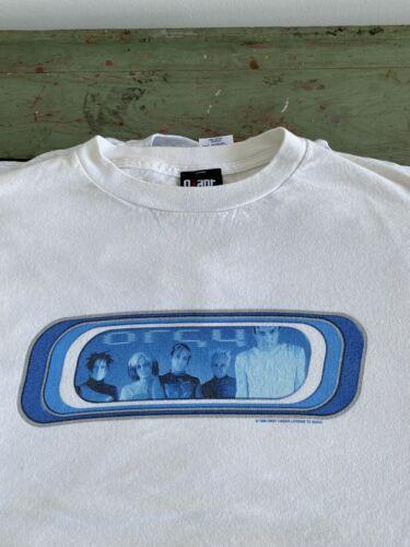 vtg 90s Orgy Bsnd Tee Industrial Nirvana Rock T Sh