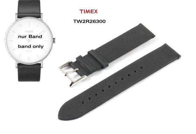 Timex Pulsera Reemplazo tw2r26300 Weekender FAIRFIELD Correa de repuesto