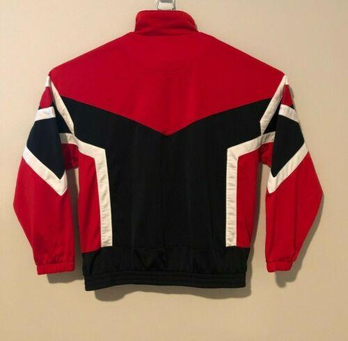 Black//White Diadora Men/'s 80S Bold Track Jacket