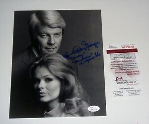 Actress Lynda Day George Signed 8x10 Mission Impossible