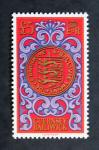Stamp-GUERNSEY-Yvert-and-n-Tellier-219-n-MNH-Cyn29-Stamp-GUERNSEY