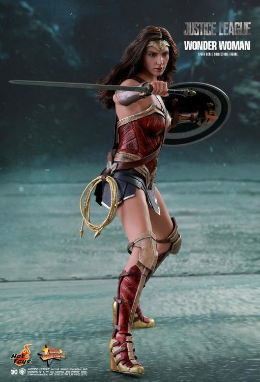 En Stock 1 6 Hot Toys Liga De La Justicia Figuras De Mujer Maravilla regular MMS 450 Batman