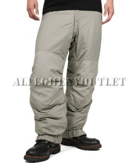 US Military Army Gen PANTS III L7 Primaloft PANTS Gen TROUSERS ECWCS Small, Med, Large EXC 8e5854