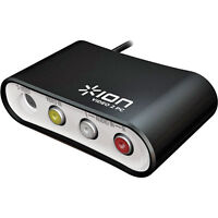Ion Video To Mp3 Converter For Mac Or Pc Connects Via Usb Rca Or Svideo Cable