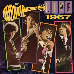 The-Monkees-Live-1967-2016-180g-Coloured-Vinyl-LP-NEW-SPEEDYPOST