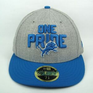 online store dd044 dd316 Image is loading New-Era-Cap-Men-039-s-NFL-Detroit-