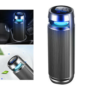 Air Purifier Room Remove Dust Smoke Filter HEPA Filter Air Cleaner USB