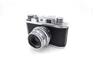 Halina-35X-mit-Halina-Anastigmat-3-5-45mm-Sucherkamera