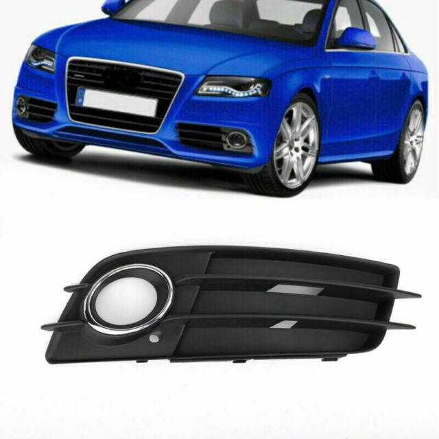 8K0807682C Bumper Fog Light Grille Chrome Ring Right For Audi A4 S-LINE S4 08-12