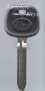 Replacement Transponder Key Blank Fits 2007 2008 2009 07 08 09 Suzuki XL7