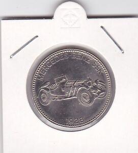 Mercedes Benz Ssk 1928 Weltberühmte Sportwagen Von Shell Ebay