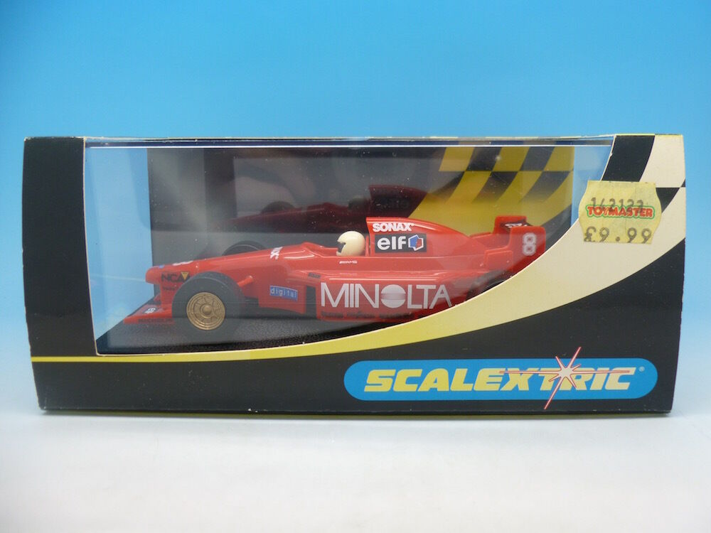 Scalextric C2096 Minolta S Seater, unused boxed mint