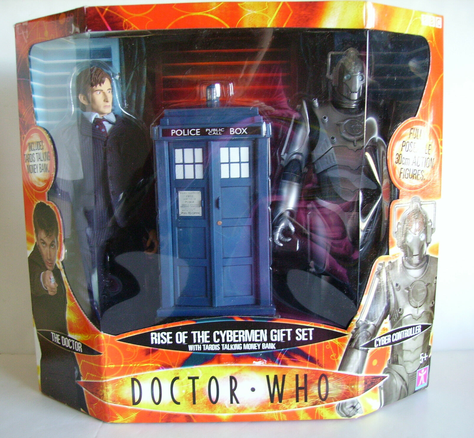DOCTOR DR WHO RISE OF THE CYBERMAN 12