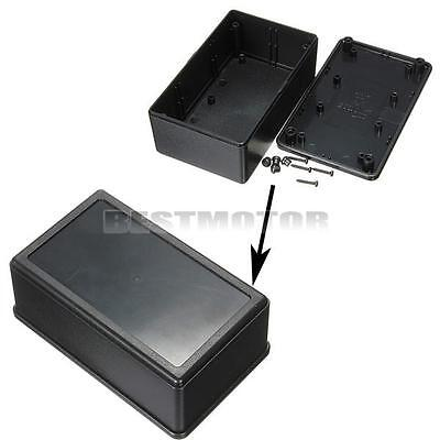 103x64x40mm DIY Waterproof Plastic Electronic Enclosure Project Box Cover CASE