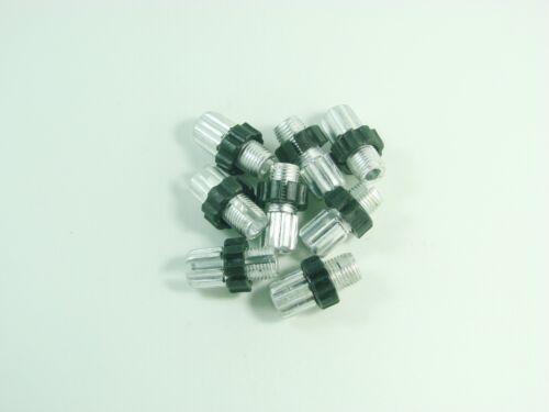 SHIMANO Bike Brake Lever Cable Adjuster M10 Colour Silver//Black
