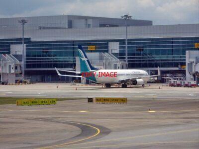 Photo Boeing 737-800 (ng 8sa) 9v-mgl Of Silk Air At Changi Airport Singapore Pleasant To The Palate