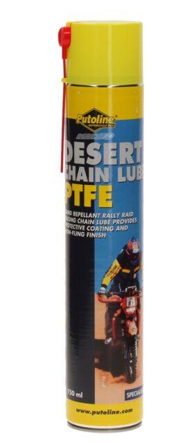 Putoline Desierto Lubricante de Cadena Con Ptfe Chainspray 750ml Spray