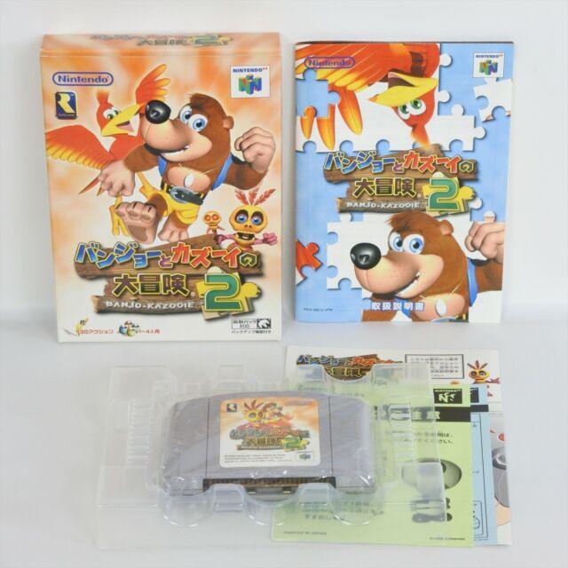 BANJO and KAZOOIE ADVENTURE 2 Nintendo 64 038 n6