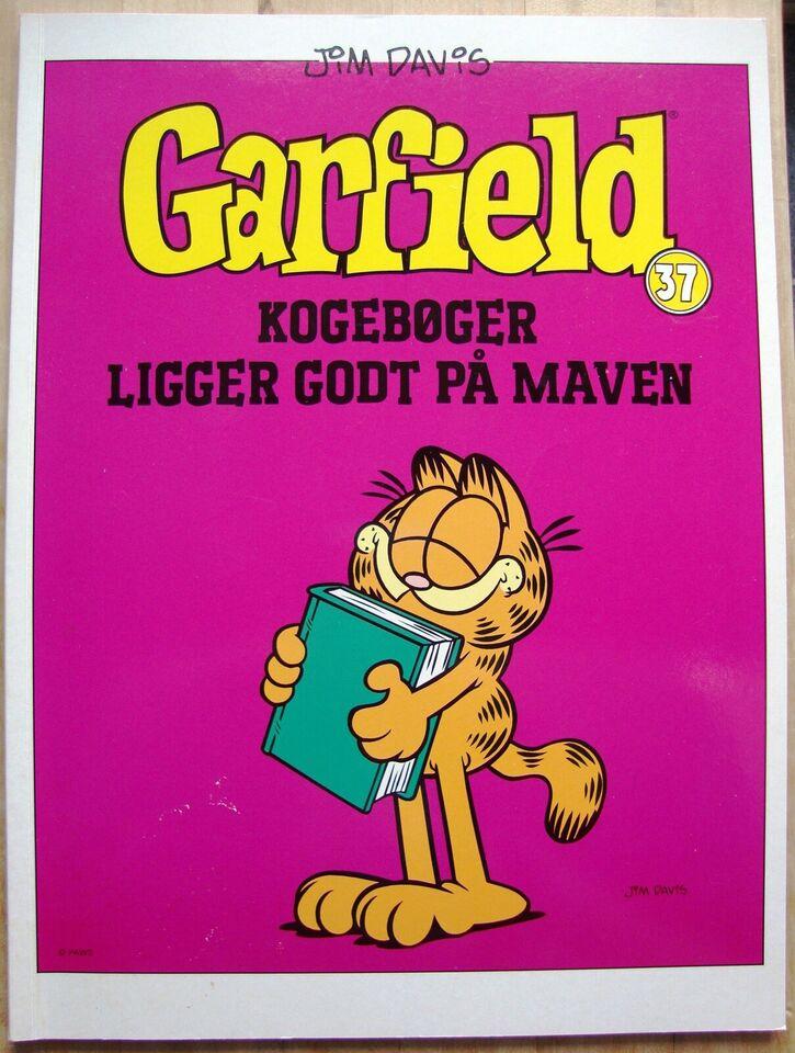 Garfield 37: Kogebøger ligger godt på maven, Jim Davis,