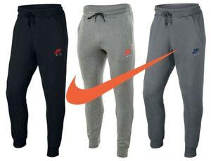 Nike-Mens-Joggers-Sweatpants-Heritage-Tracksuit-Bottoms-Trousers-Fleece-Pants