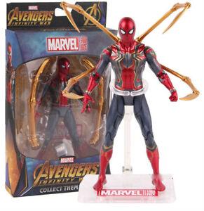 SPIDER-MAN-Spiderman-Avengers-Infity-War-Marvel-Figura-de-Accion-17-cm
