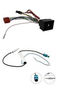 Vauxhall-Astra-J-10-15-Car-Stereo-Radio-Wiring-ISO-Harness-Aerial-Adaptor