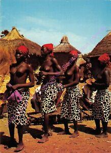 CPM-AFRIQUE-AFRICA-OUAGADOUGOU-Trembleuses-de-Tringrela-Edt-ATTIE