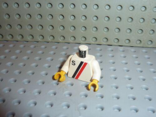 Set 6357//1518//6644//6502//6634//6381//6395//6509.... LEGO Minifig Torso Réf 973p14