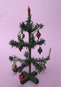 antik spielzeug tannenbaum christbaum weihnachtsbaum. Black Bedroom Furniture Sets. Home Design Ideas