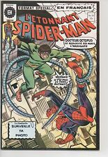 SPIDER-MAN #59 french comic français EDITIONS HERITAGE