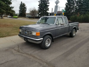 1989 Ford F 150 Loaded