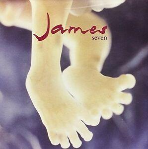 James-Seven-1992-CD
