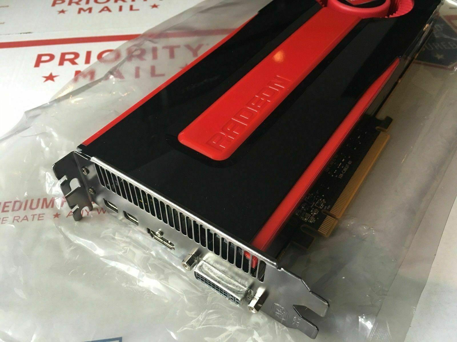 AMD Radeon HD 7970 3GB Video card for Mac Pro Boot Screen METAL 7950