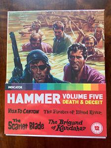 Hammer-Vol-5-Blu-ray-Box-Set-Death-Deceit-Indicator-Ltd-Ed