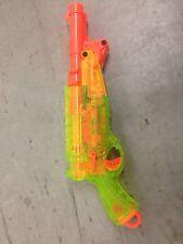 Nerf N-Strike Barrel Break IX-2 Shotgun Sawed Off Double Barrel Dart Sonic Green