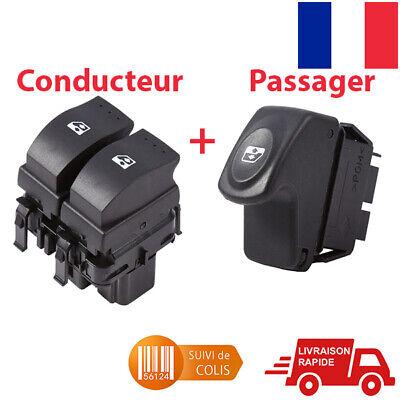 Bouton Interrupteur leve vitre gauche 2001-2015 Renault Clio 2 8200060045 PRO
