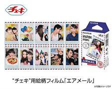 Fujifilm fuji instax mini Air Mail Film x10 Shoots Mini Instax Film